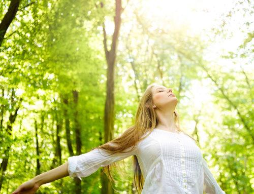 5 abitudini naturali per sorridere alla vita