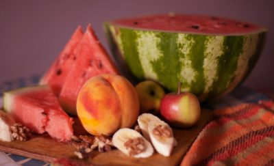 Alimentazione d'estate