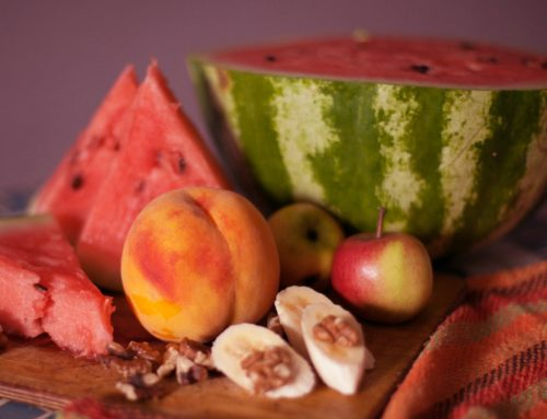 L'alimentazione d'estate