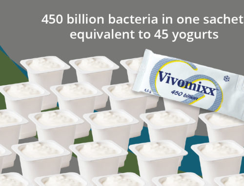 Podaci o proizvodu: Zašto uzimati probiotike?