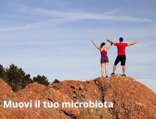 l microbiota dell'atleta