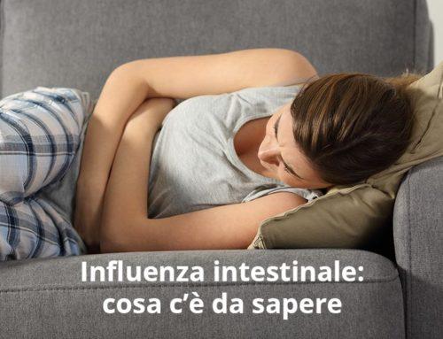 Tutti lo sanno, l'influenza intestinale o gastroenterite virale è una temuta malattia invernale