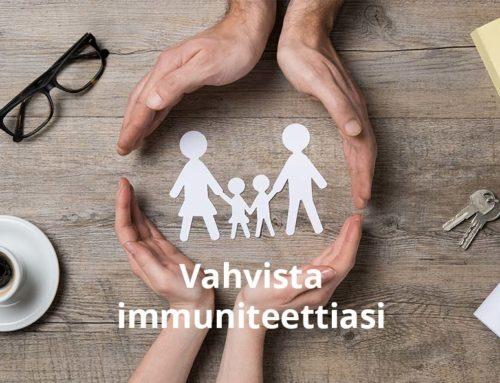 Mikrobiomi ja immuunipuolustus