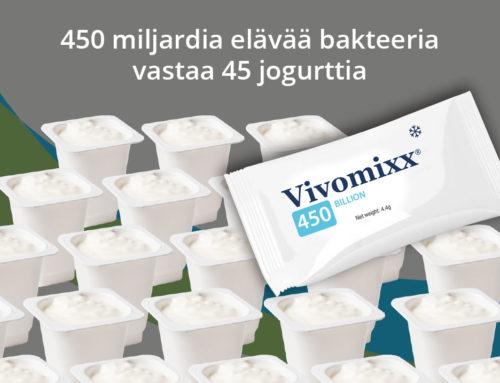 Faktoja tuotteesta: Miksi kannattaa ottaa mikrobioottia, jossa on suuri määrä bakteereja?
